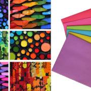 Color Pop Collection envelope large