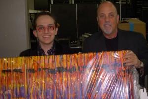 Billy Joel and Jeff Hanson - Famous Friends