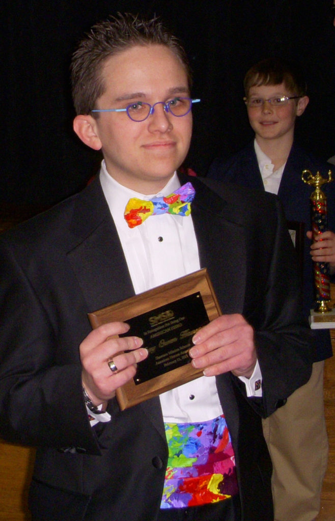 Awards and Honors for Jeff Hanson