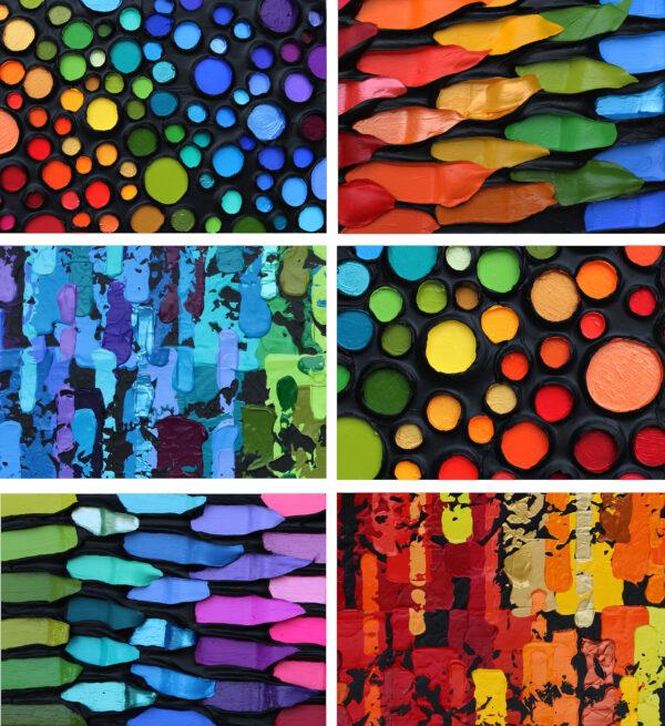 Color Pop Collection Large