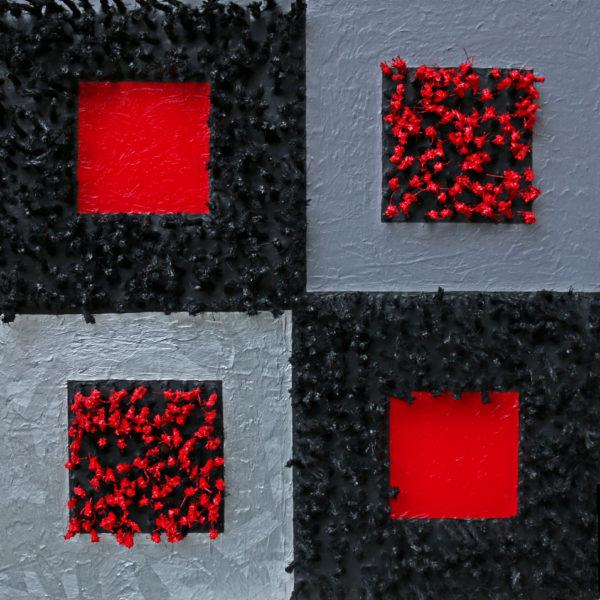 Manhattan Maze 30 x 30 small 16-0890