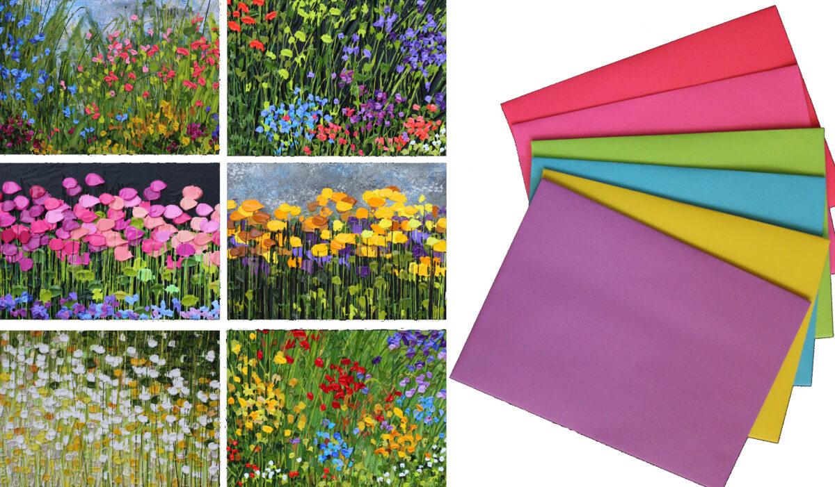 Med Bloom Collection large envelopes copy