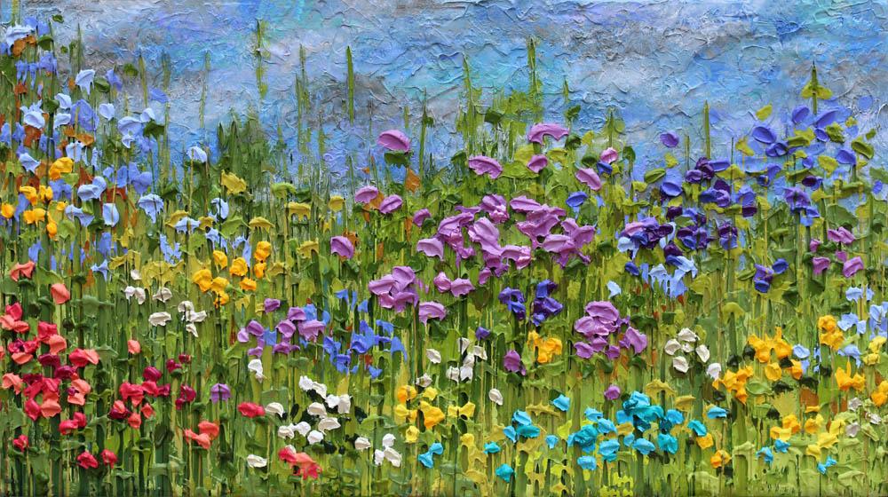 Jeff Hanson Art Return to Copenhagen Original Painting