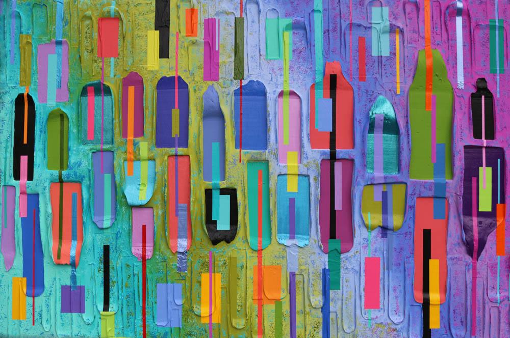 Jeff Hanson Art Time Spent in Turks Original Painting