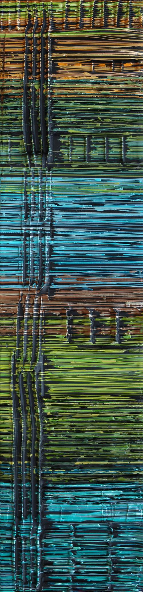 """That Night in Turks"" – Jeff Hanson Art Original Painting"