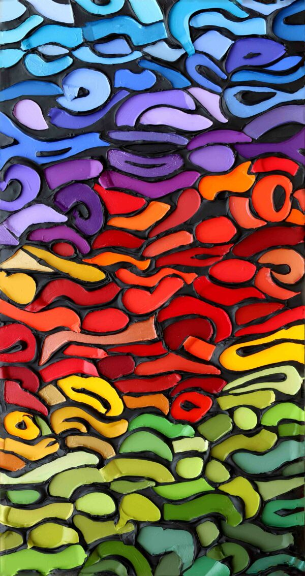 Visit to Murano - Original Painting by Jeff Hanson