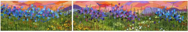 Weekend in Aspen - Jeff Hanson Art Original Paiting