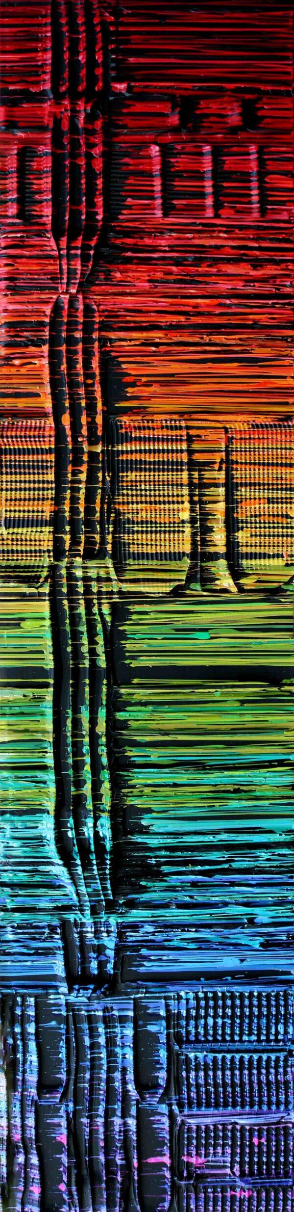Lahaina Luau - Jeff Hanson Art Original Painting