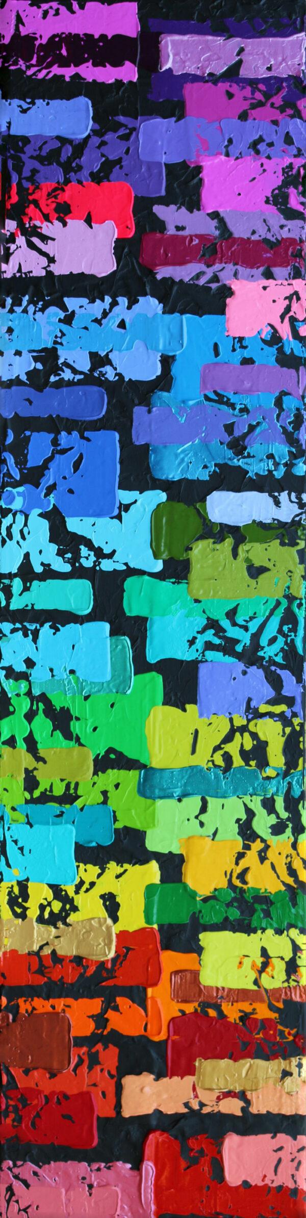 That Day in Burano - Jeff Hanson Art Original Painting